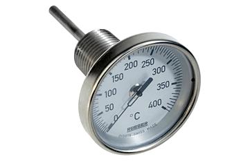 Temperaturmessgeräte, Druckmessgeräte